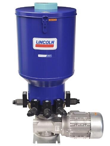 斯凯孚(SKF)成功研发出新型林肯润滑脂注油器