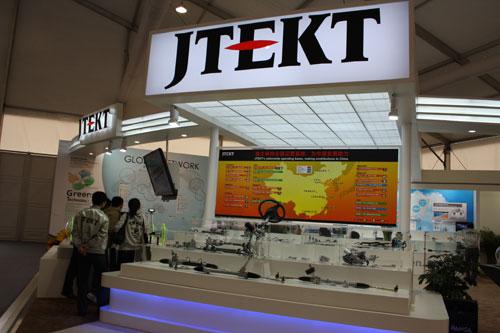 JTEKT汽车零部件事业再发力