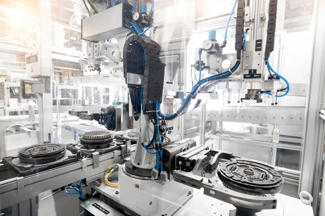 自动动平衡检测设备,用于产品质量的过程检测
