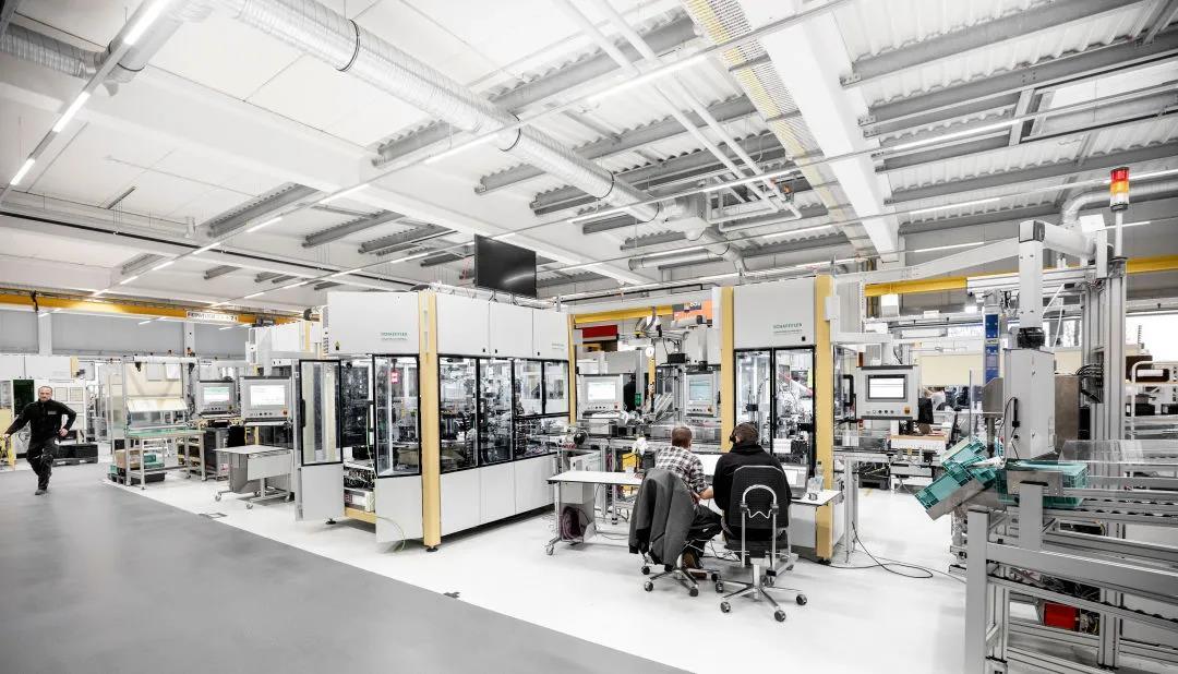 全自动装配线用于汽车零配件、轴承产品的装配