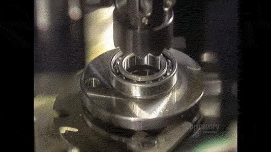 轴承主要零件的加工过程有哪些?